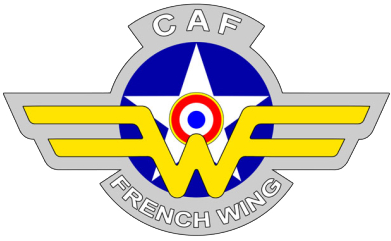 CAF French Wing logo