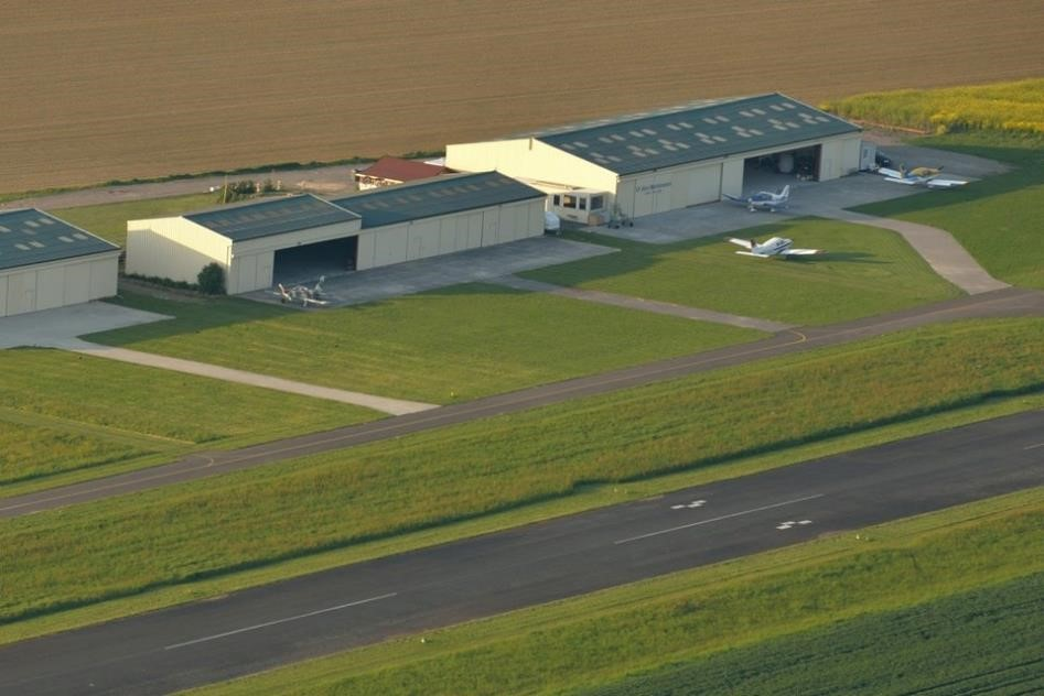 French Wing Hangar Open Days