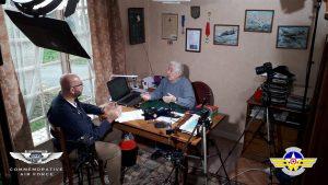 Interview du Colonel Claude Liédet, pilote de F8F Bearcat en Indochine